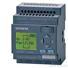Siemens LOGO! Basic 12/24RC 6ED1 052-1MD00-0BA6